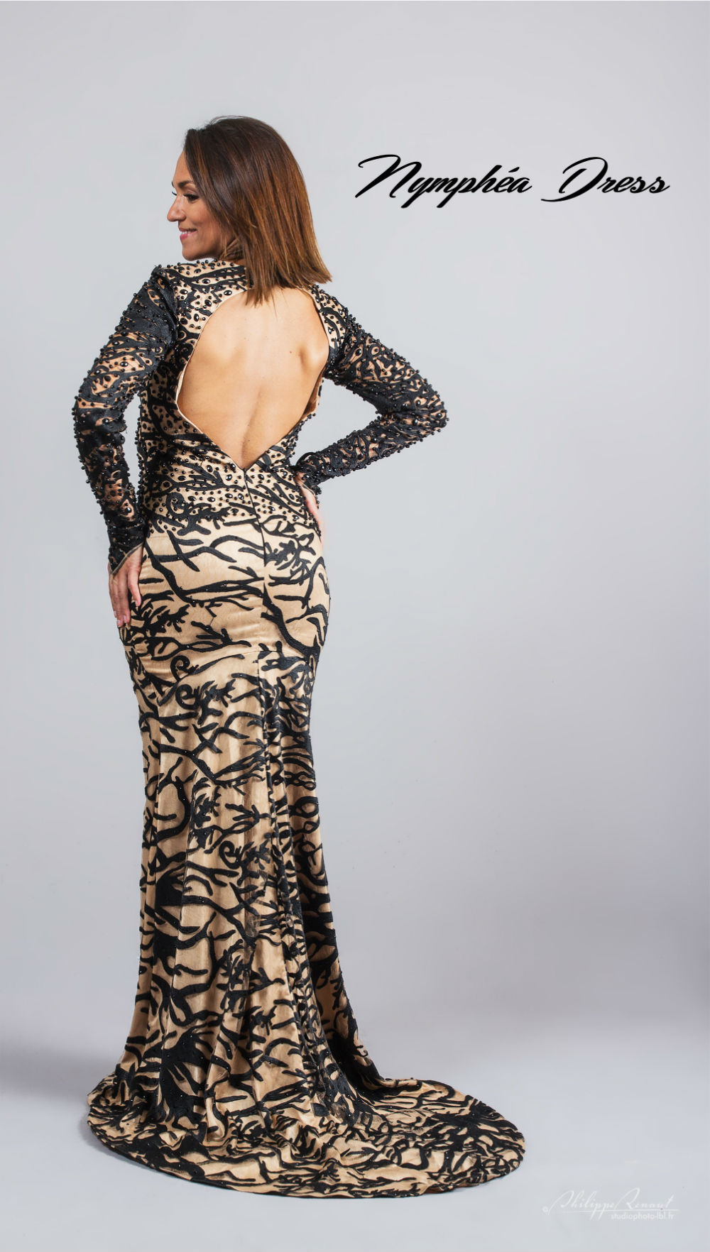 Robe de soiree collection kenzel