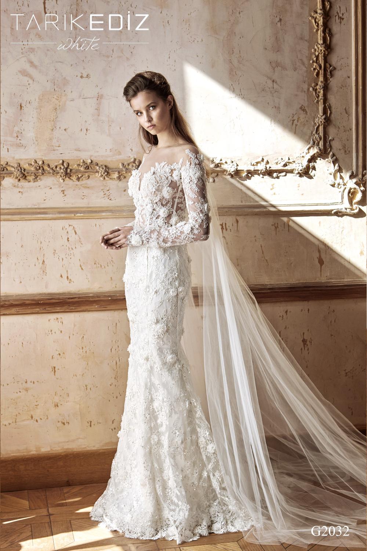 robe de mari e tarik ediz white roma nymph a On tarik ediz robes de mariée