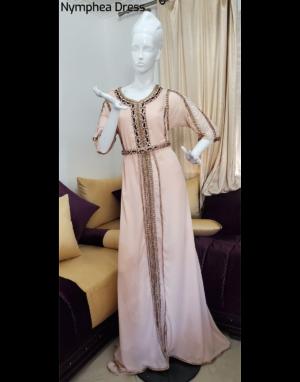 Nymphea-dress-Caftan