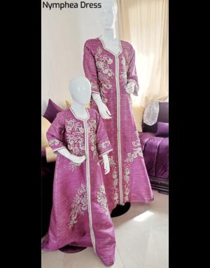 Nymphea Dress Création